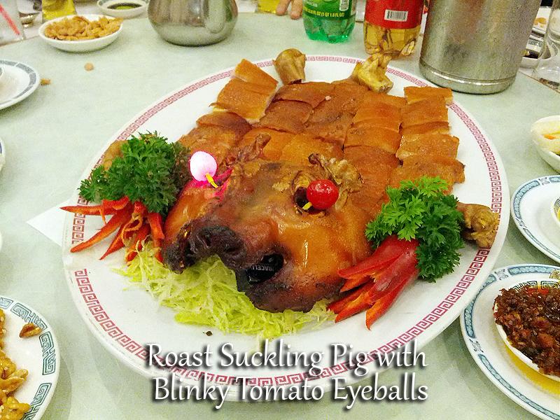 i eat yucky stuff chinese birthday banquet of supreme royal yuckyness