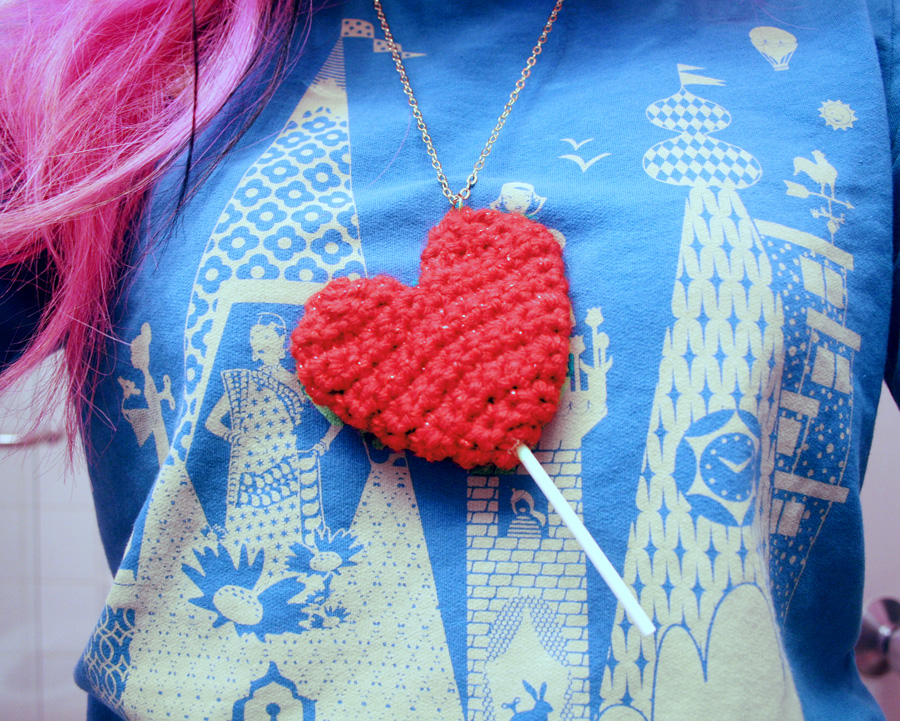 Heart Lolly 1
