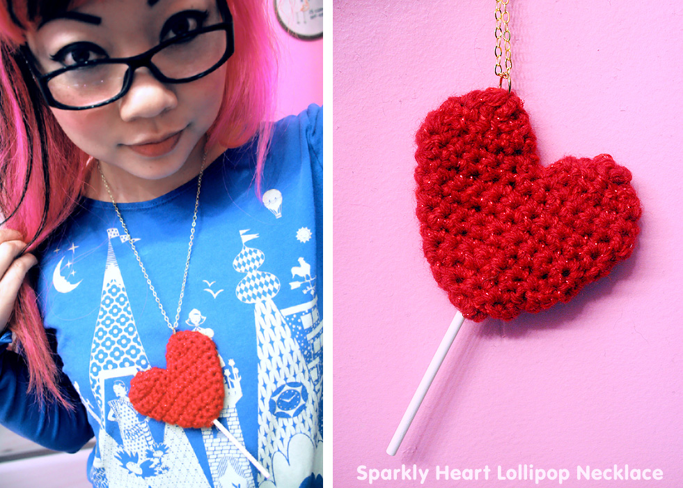 Heart Lolly 5