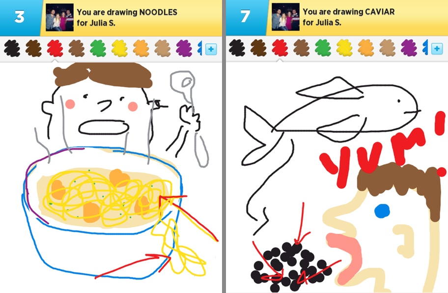 Your Finger Control Is Amazing Me On Drawsomething Twinkie Chan