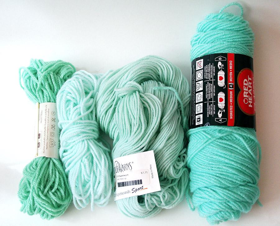 Yarn mint