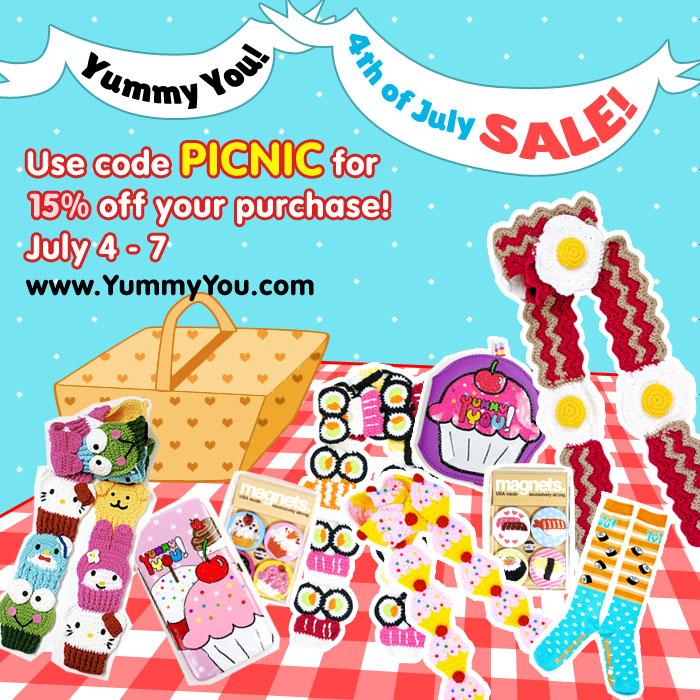 YY July sale