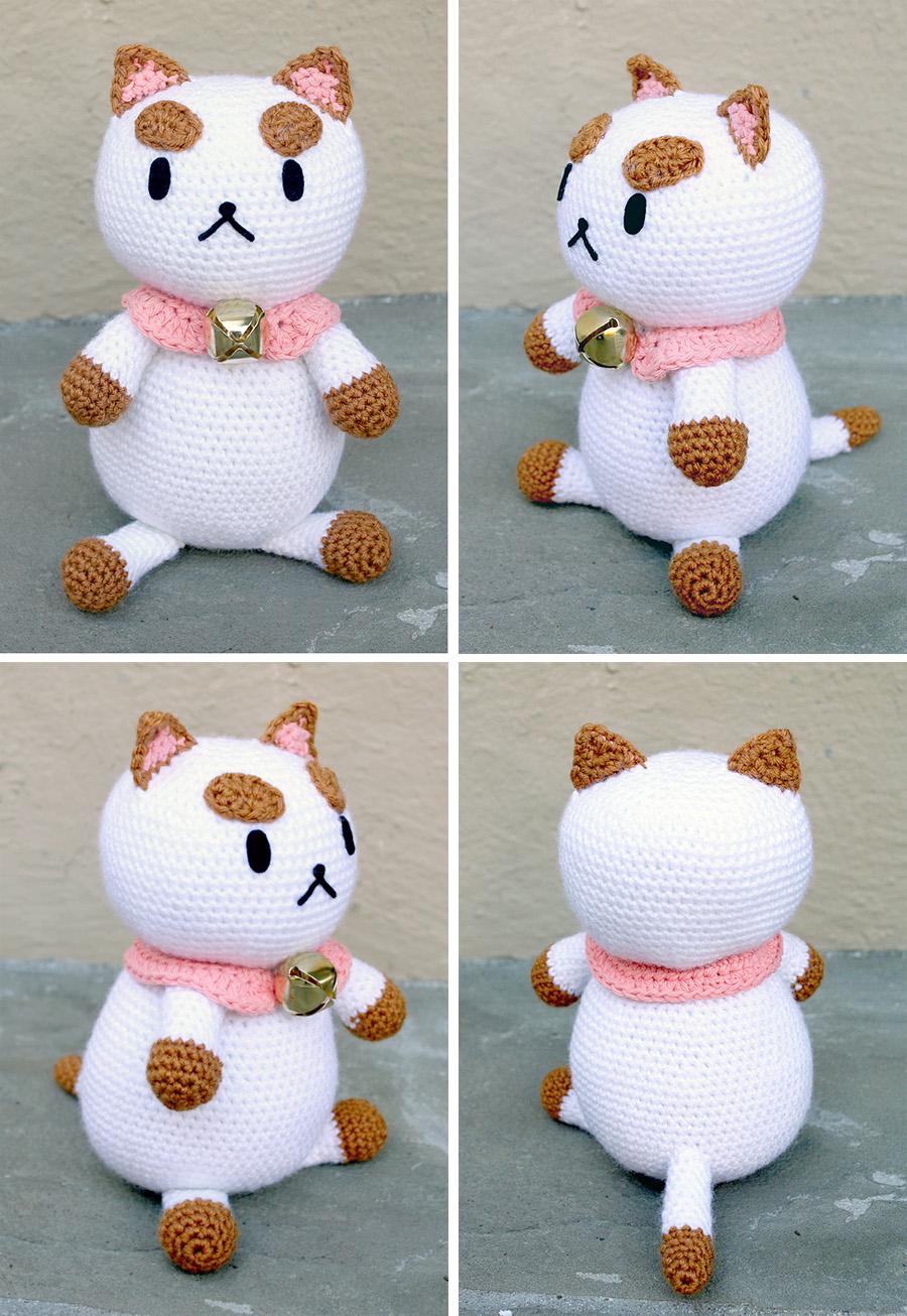 Free Crochet Pattern Wiwt Bee And Puppycat Twinkie Chan Blog