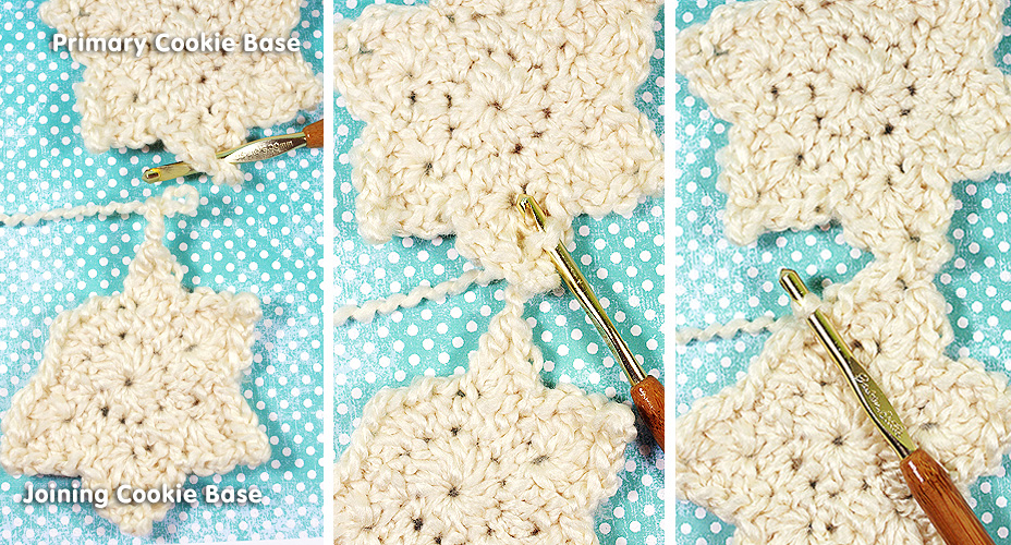 Free Crochet Pattern at Michaels.com: Snowflake Sugar Cookie Scarf ...