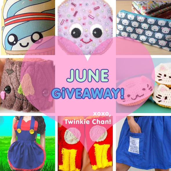 Giveaway June14