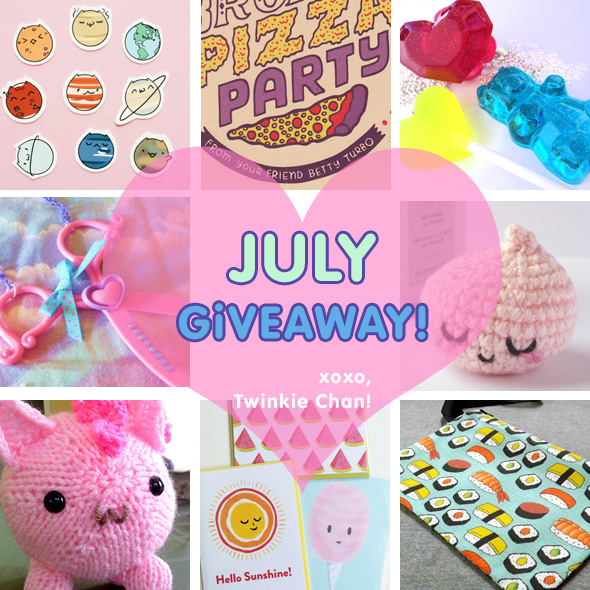 Giveaway July14