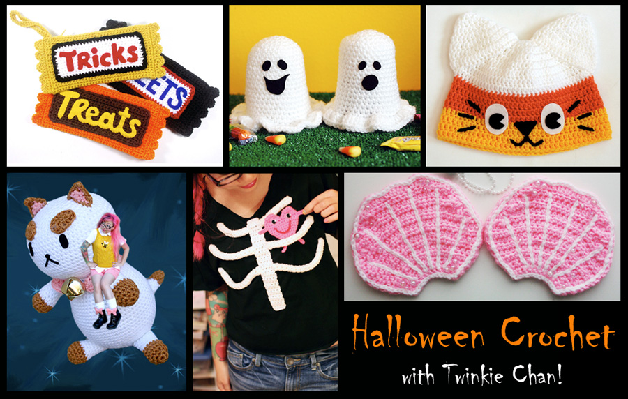 My Halloween Crochet Pattern Round Up Twinkie Chan Blog