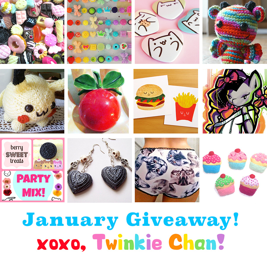 Giveaway January2015