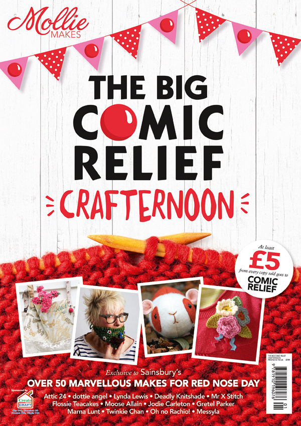 The-Big-Comic-Relief-Crafternoon-Mollie-Makes-Red-Nose-Day