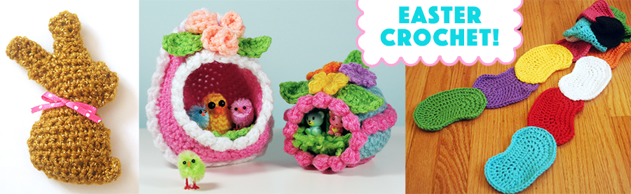 Tiny Easter Crochet Pattern Round Up Twinkie Chan Blog