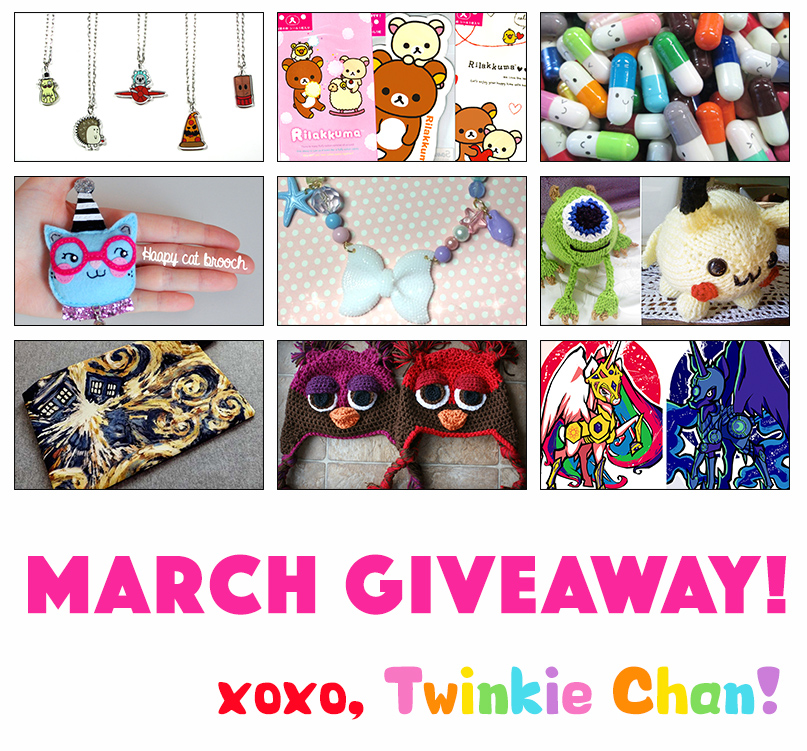 GiveawayMarch2015