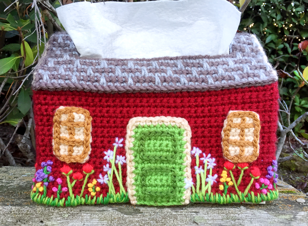 Free Crochet Pattern: English Cottage Cozy Twinkie Chan Blog