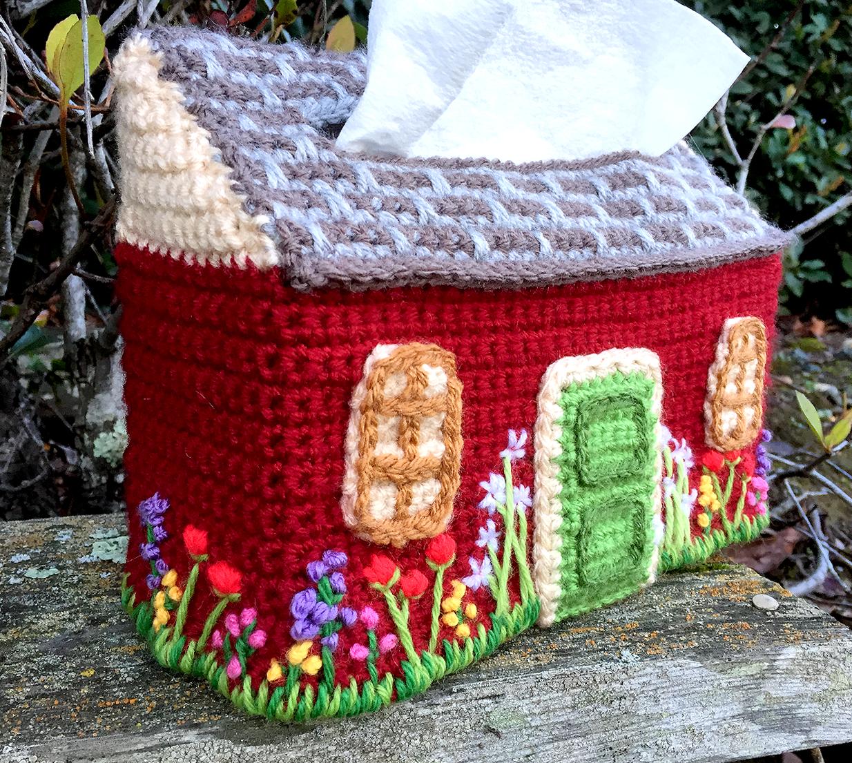 Free Crochet Pattern English Cottage Cozy Twinkie Chan Blog